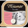 Miamor Sensibel konservai su jautiena ir ryžiais katėms