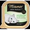 Miamor Milde konservai su paukštiena ir daržovėmis katėms