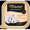 Miamor Milde konservai su paukštiena ir ryžiais katėms
