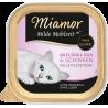 Miamor Milde konservai su paukštiena ir kumpiu katėms