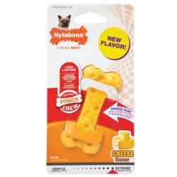 Nylabone Extreme kramtymo kaulas su sūrio kvapu šunims