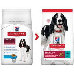 Hill's Science Plan Canine Adult Advanced Fitness Tuna & Rice