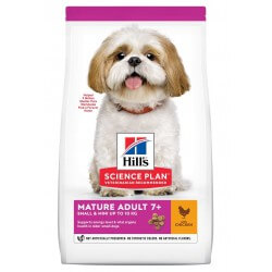 Hill's Science Plan Canine Senior Small & Miniature Chicken &