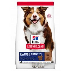 Hill's Science Plan Mature Adult 7+ Active Longevity Medium sausas maistas šunims