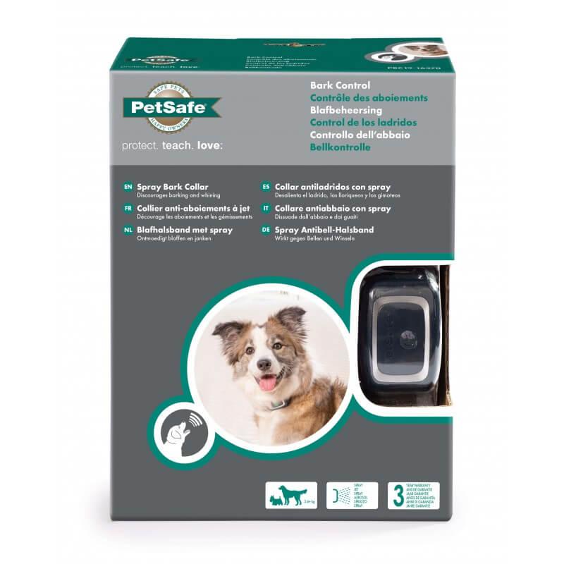 PetSafe Anti-Bark Spray Collar Citronella antkaklis su
