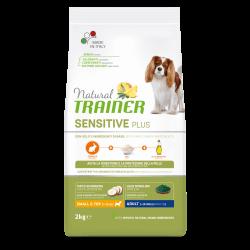 Trainer Fitness 3 Adult Mini No Grain Rabbit Potatoes Oil
