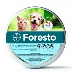 Foresto antkaklis šunims ir katėms