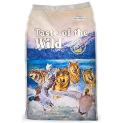 Taste of the Wild Wetlands sausas maistas šunims