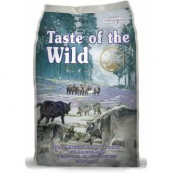 Taste of the Wild Sierra Mountain sausas maistas šunims