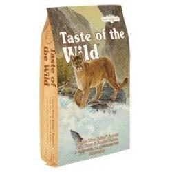 Taste of the Wild Canyon River sausas maistas katėms