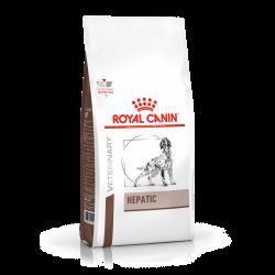 Royal Canin VD Dog Hepatic sausas maistas šunims