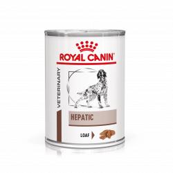Royal Canin VD Dog Hepatic konservai šunims