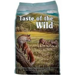 Taste of the Wild Appalachian Valley Smal Breed sausas maistas