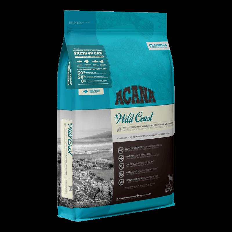 Acana Wild Coast sausas maistas šunims