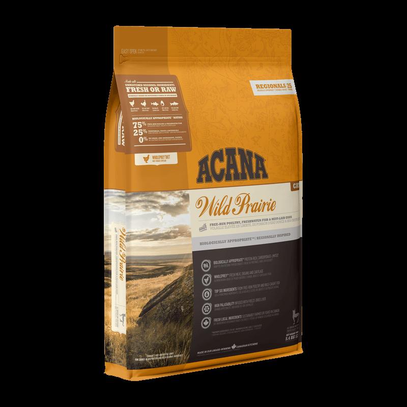 Acana Wild Prairie Cat & Kitten sausas maistas katėms