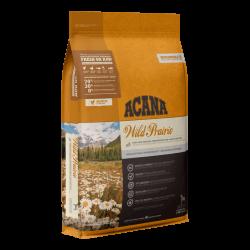 Acana Wild Prairie Dog sausas maistas be grūdų šunims