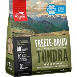 Orijen Tundra išdžiovintas šaltyje sausas maistas šunims