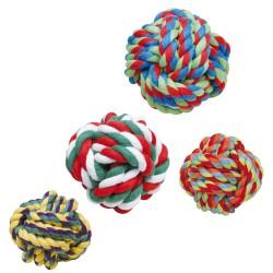 Gloria virvinis kamuoliukas - suktukas žaislas šunims
